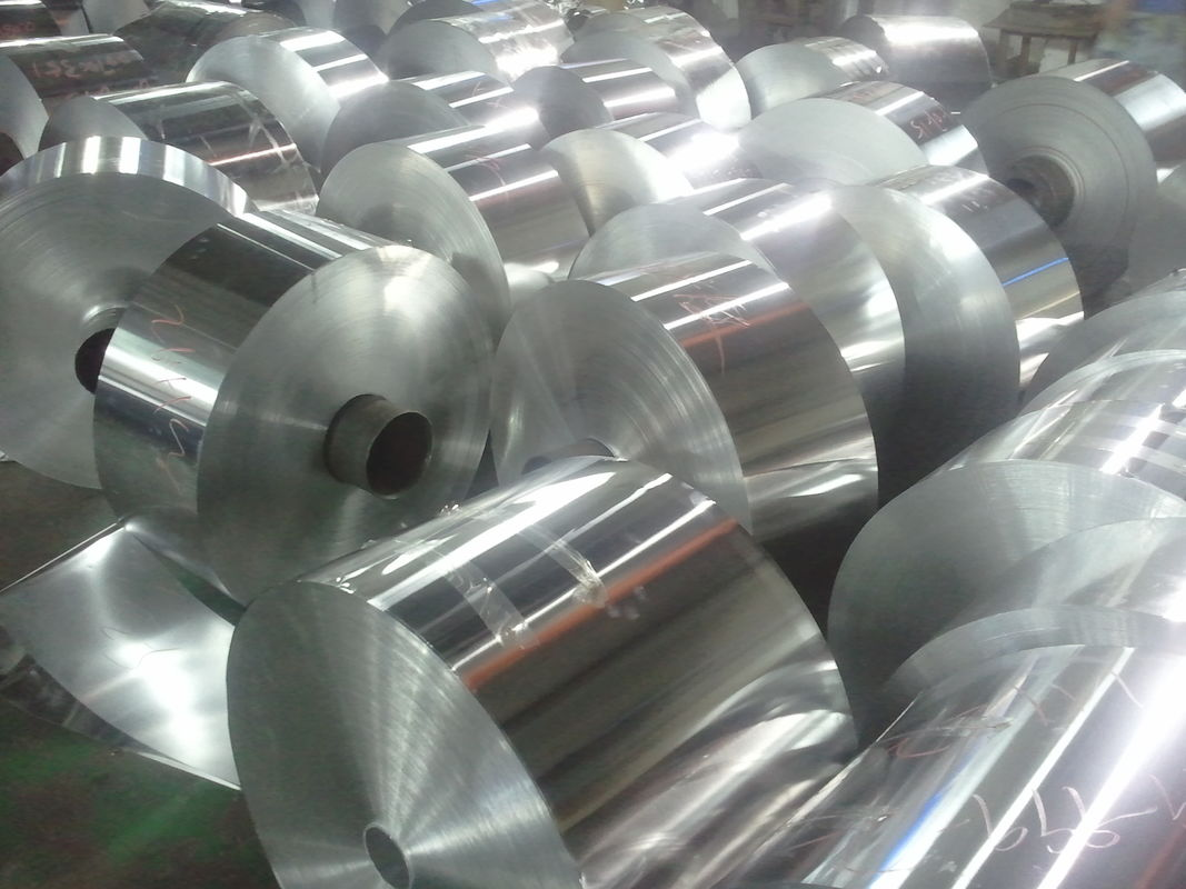 Thickness 0.005-0.20 mm Industrial Aluminum Foil  Beer Bottle Caps Roll